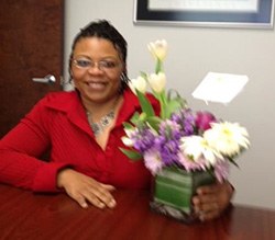 Melissa Parsons-Rawlings celebrates 12 years with Aegis Title Associates, LLC